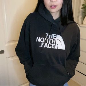 The North Face Sweaters - The North Face classic black hoodie